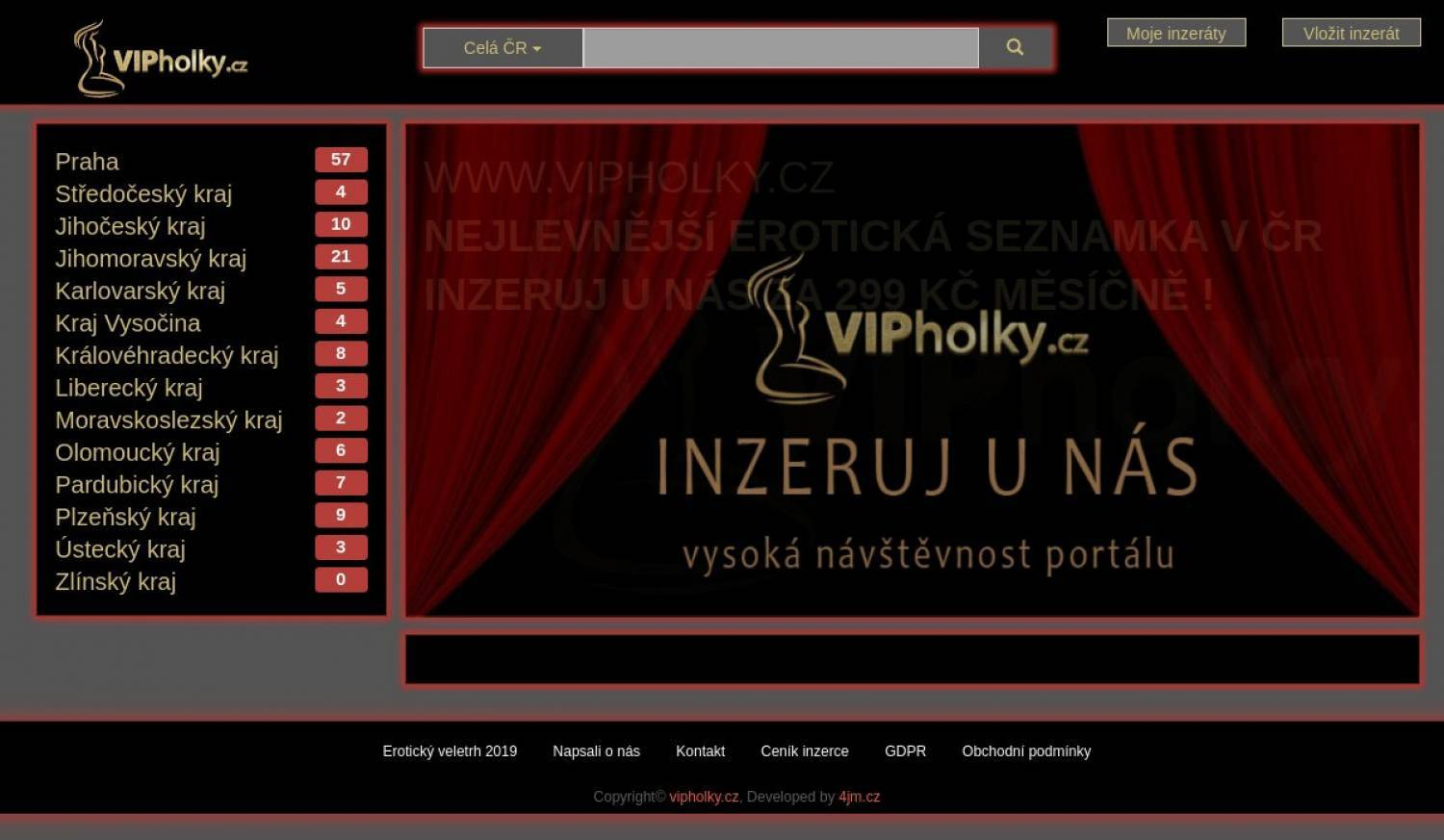 VIP holky